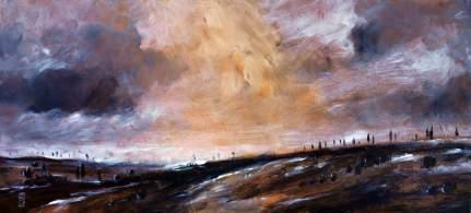 2010-paesaggio con cielo tempestoso