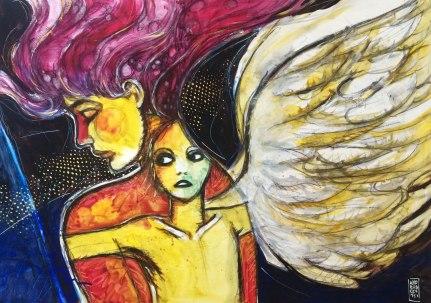 angeli di swedenborg