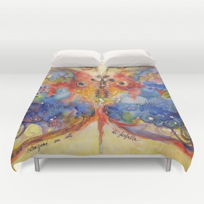 astrazioni-su-ali-di-farfalla-duvet-covers