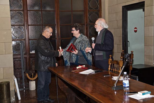 premiazione SPI Liberart dicembre 2015
