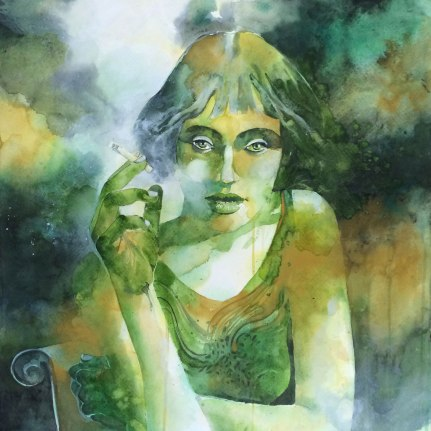 la-ragazza-che-fumava