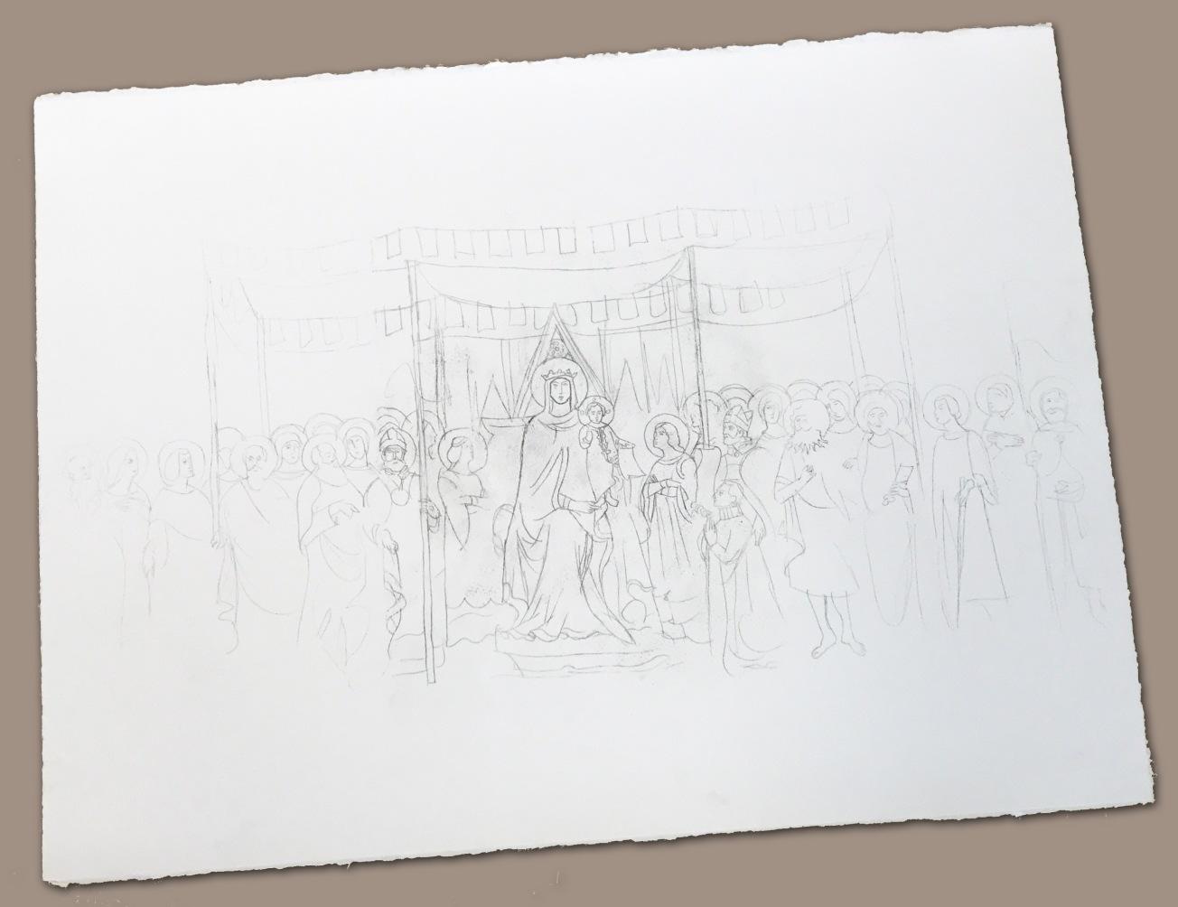 disegno su carta
